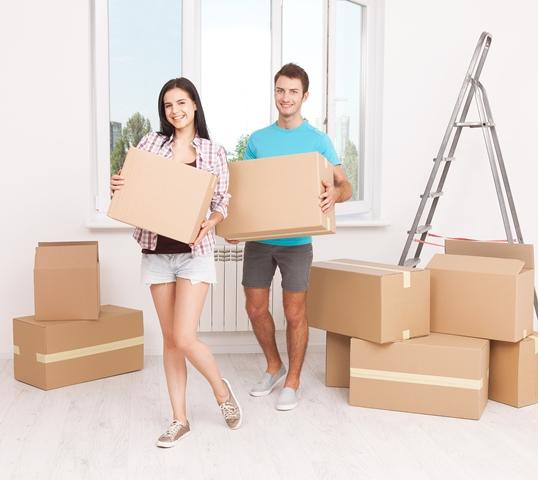 קניית קרטונים למעבר דירה