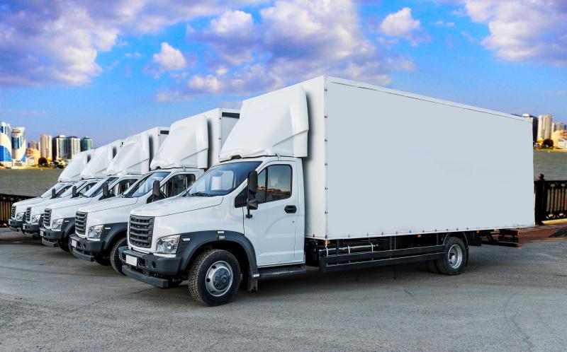 משאיות הובלה להעברת מפעלים
